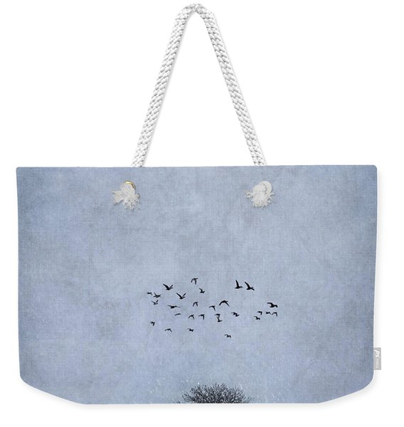The Day Of Destiny Weekender Tote Bag