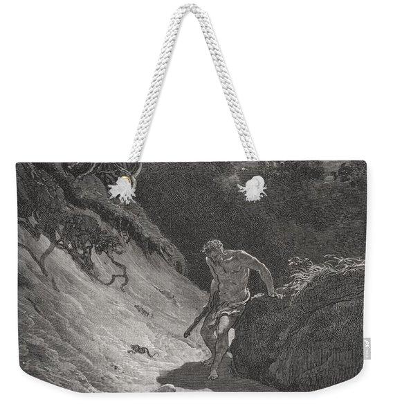 The Death Of Abel Weekender Tote Bag