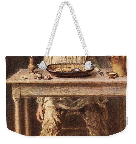 The Defeat, 1834 Weekender Tote Bag