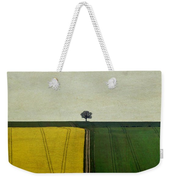 The Dimensionless Monologue Weekender Tote Bag