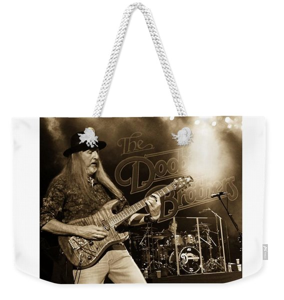 The Doobie Brothers Weekender Tote Bag