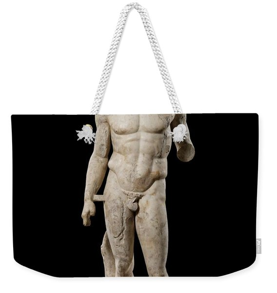 The Doryphoros Of Polykleitos Weekender Tote Bag