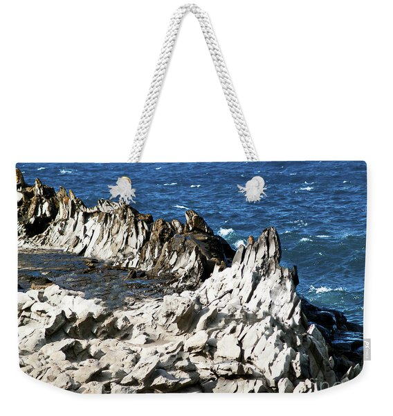 The Dragons Teeth I Weekender Tote Bag