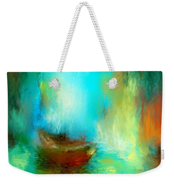 The Drifter Weekender Tote Bag