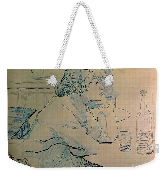 The Drinker Or An Hangover Weekender Tote Bag