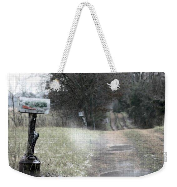 The Drive Home Weekender Tote Bag