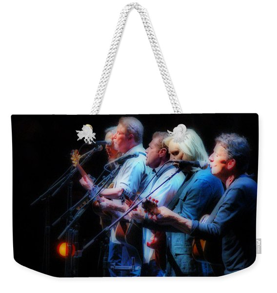The Eagles Inline Weekender Tote Bag
