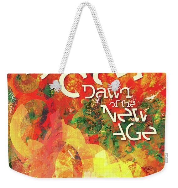 The Eighth Day Weekender Tote Bag