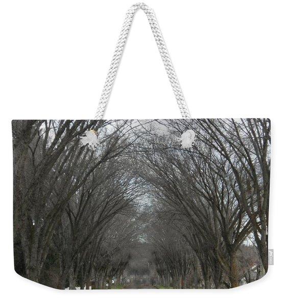 The Elm Arch Weekender Tote Bag
