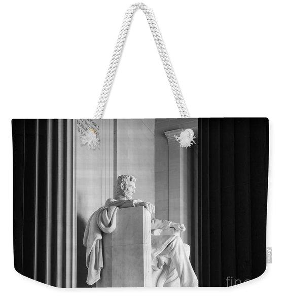 The Emancipator Weekender Tote Bag