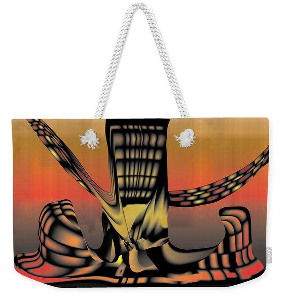 The Ember Tree Weekender Tote Bag