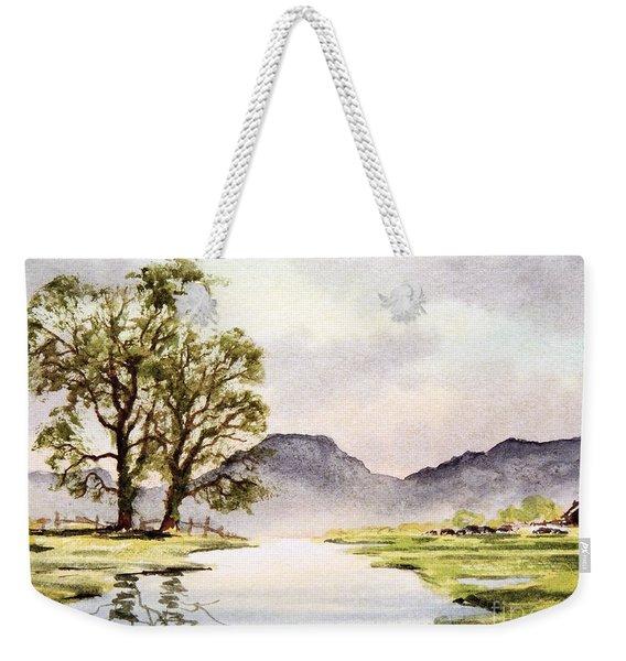 The English Lake District Weekender Tote Bag