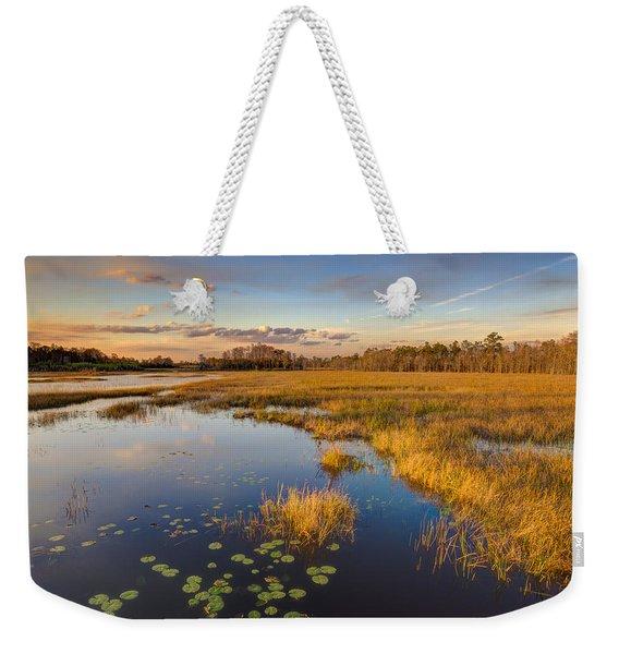 The Everglades Weekender Tote Bag