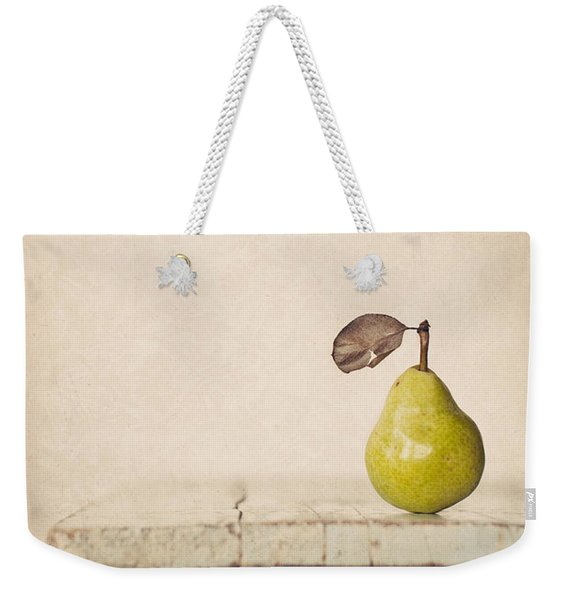 The Exhibitionist Weekender Tote Bag