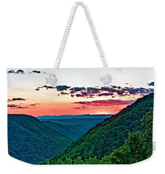 The Far Hills 2 Weekender Tote Bag