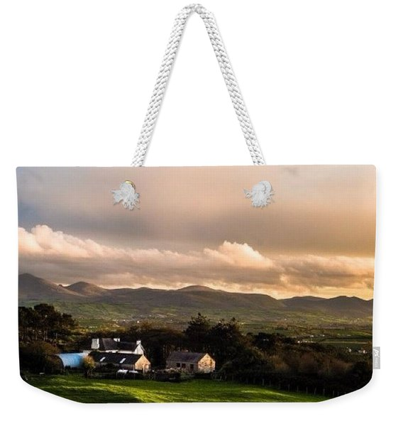 The Farm House Weekender Tote Bag