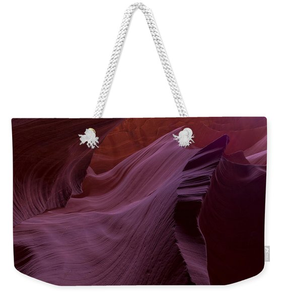 The Flow Weekender Tote Bag