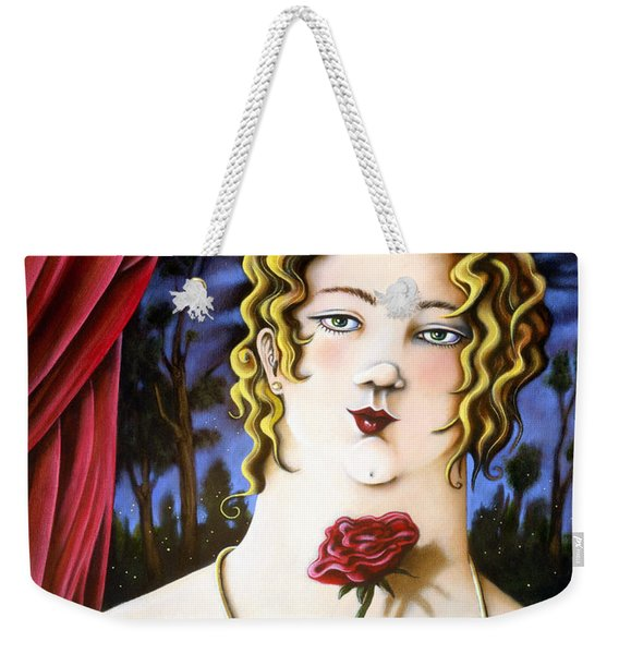 the Forgotten Woman Weekender Tote Bag