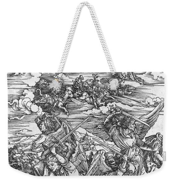 The Four Vengeful Angels Weekender Tote Bag