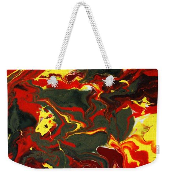 The Free Spirit 1 Weekender Tote Bag