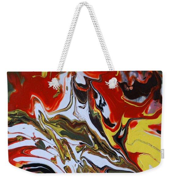 The Free Spirit 3 Weekender Tote Bag