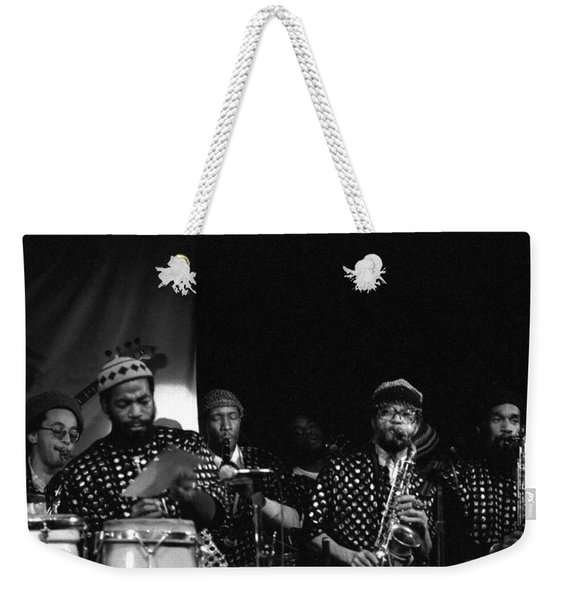 The Front Line Weekender Tote Bag