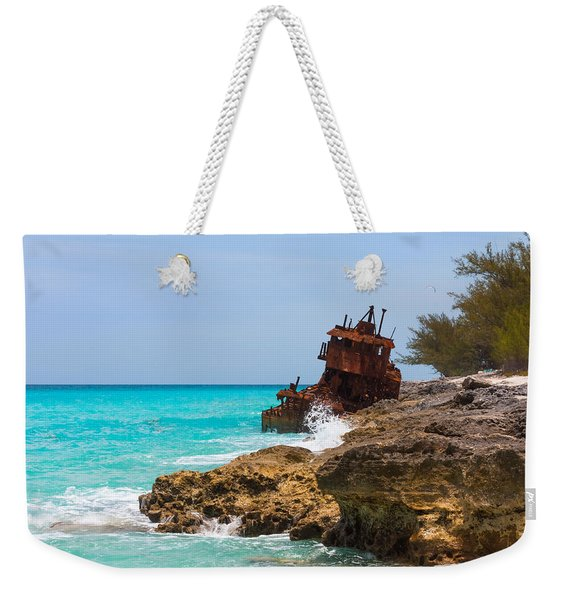 The Gallant Lady Weekender Tote Bag