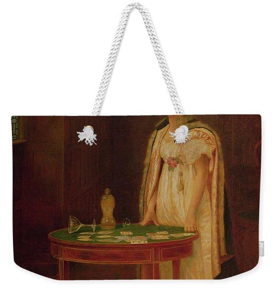The Gamblers Wife, 1897 Weekender Tote Bag