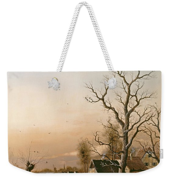 The Gamekeeper Going Home Weekender Tote Bag