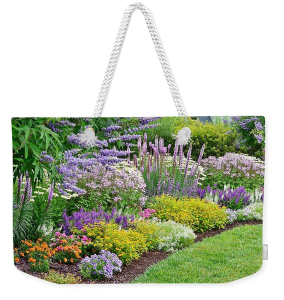 The Gardens Of Bethany Beach Weekender Tote Bag