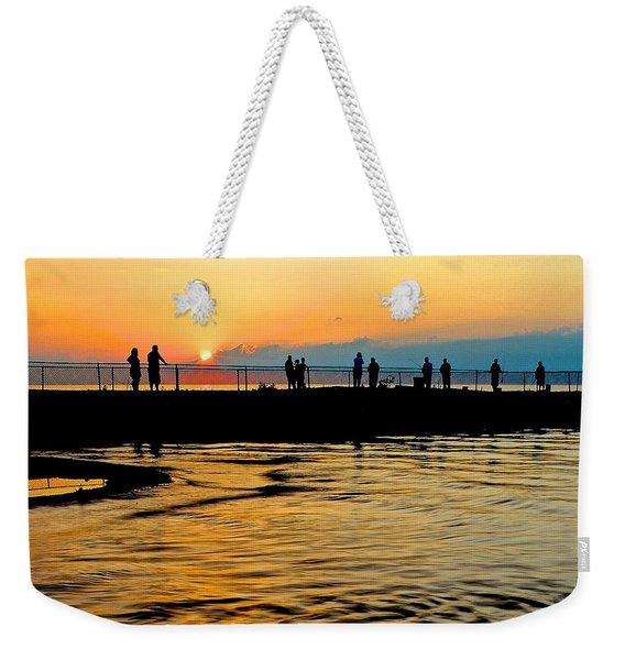 The Gathering Spot Weekender Tote Bag