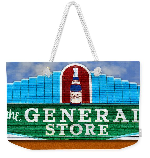 The General Store Weekender Tote Bag