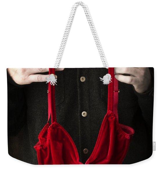 The Gift Weekender Tote Bag