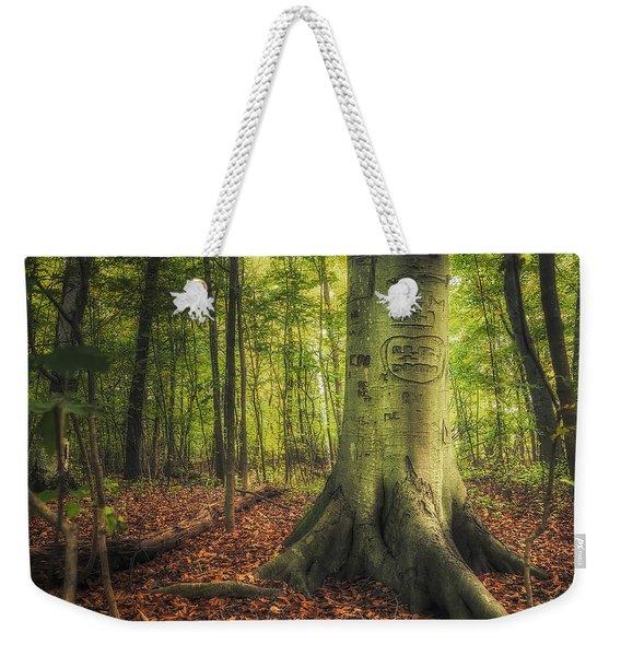 The Giving Tree Weekender Tote Bag