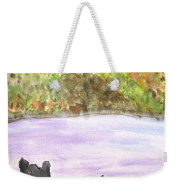 The Gloaming Weekender Tote Bag