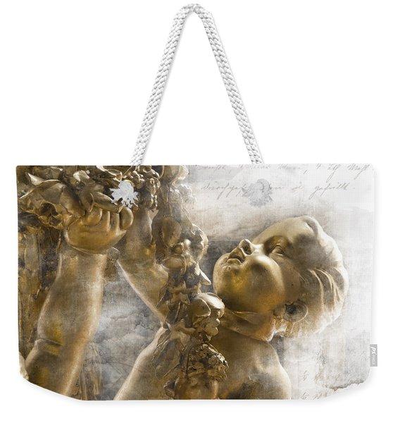 The Glory Of France Weekender Tote Bag