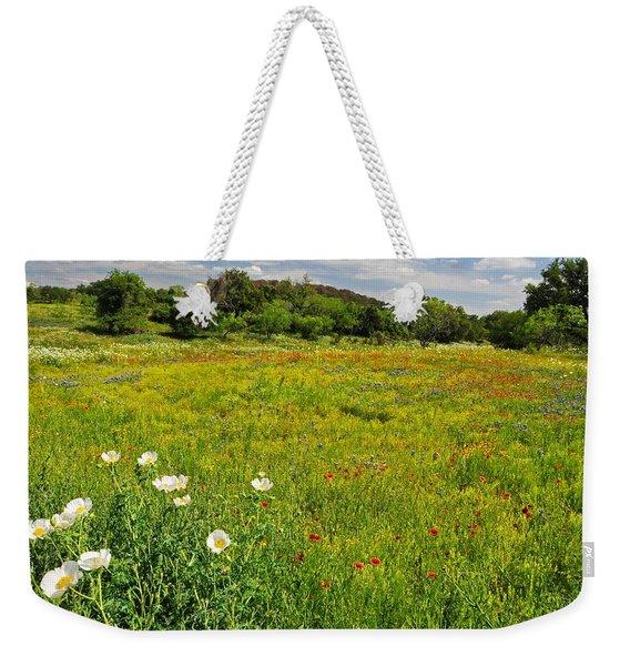 The Glory Of Spring Weekender Tote Bag