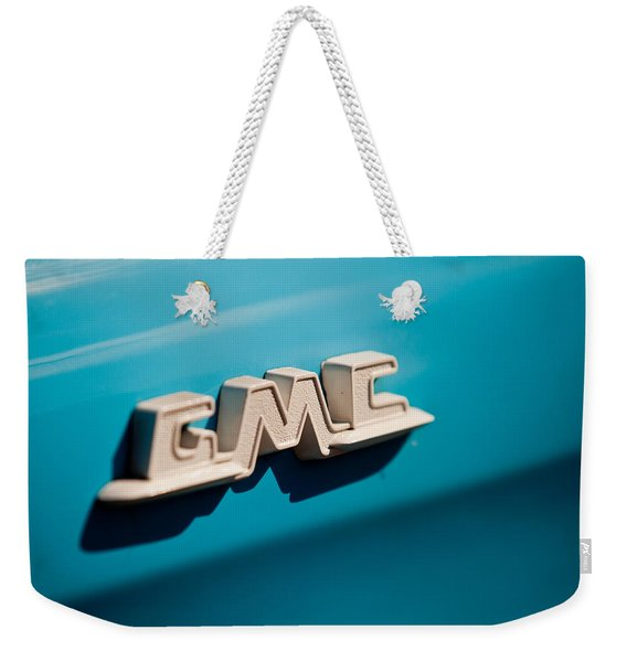 The Gmc Weekender Tote Bag