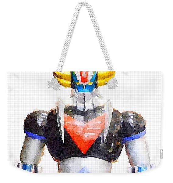 The Goldorak Weekender Tote Bag
