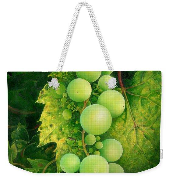 The Grapes Weekender Tote Bag