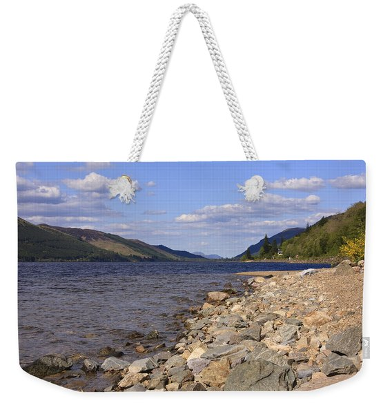 The Great Glen Weekender Tote Bag