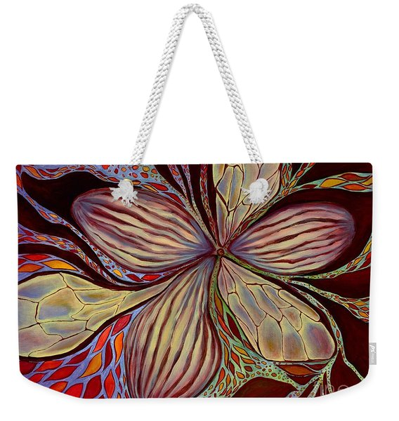 The Great Pollination Weekender Tote Bag