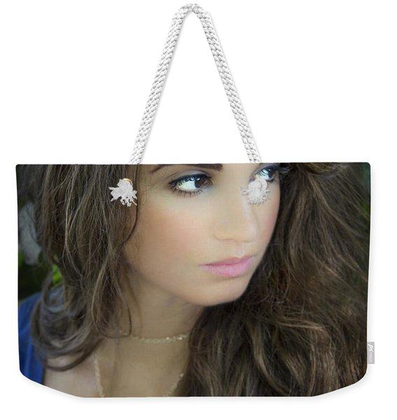 The Greek Goddess Weekender Tote Bag