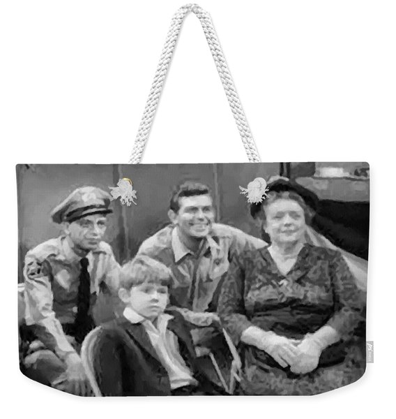 The Griffith Household Weekender Tote Bag