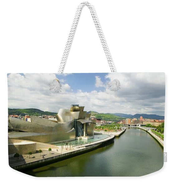 The Guggenheim Museum Of Contemporary Weekender Tote Bag