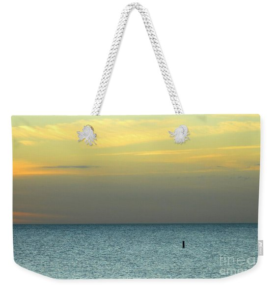 The Gulf Of Mexico Weekender Tote Bag