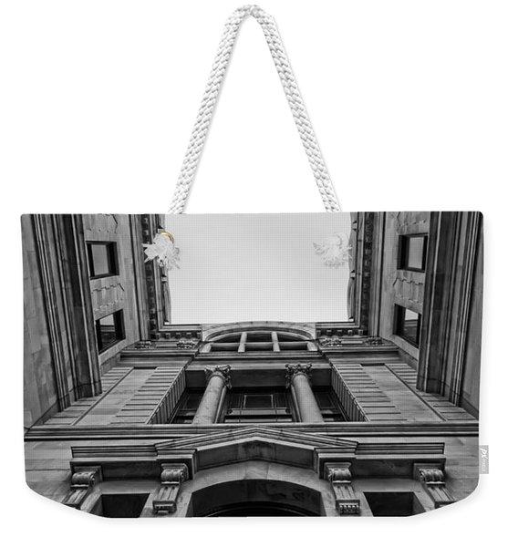The Hall Weekender Tote Bag