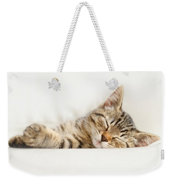The Happy Kitten Weekender Tote Bag