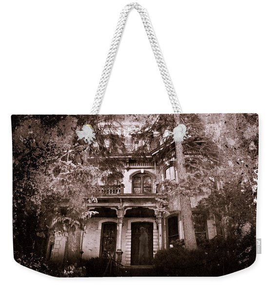 The Haunting Weekender Tote Bag