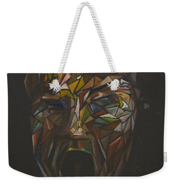 The Head Of Goliath - After Caravaggio Weekender Tote Bag